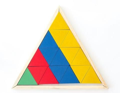 Triangle Mosaic Puzzle