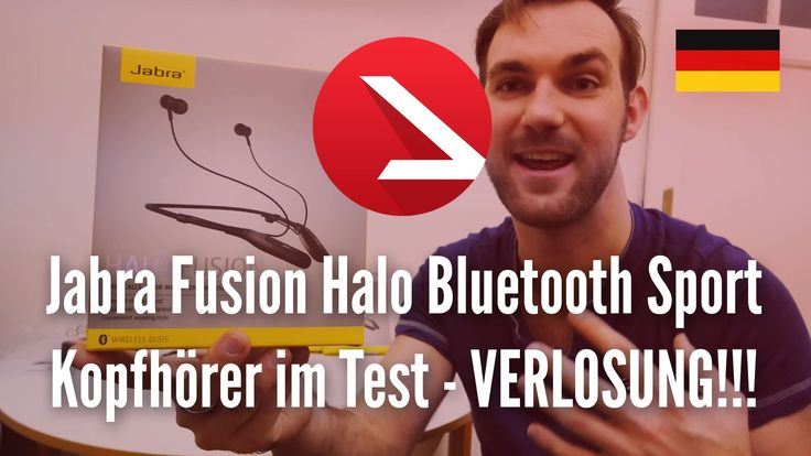 awesome Jabra Fusion Halo Bluetooth Sport Kopfhörer im Test - VERLOSUNG!!!  Check more at http://gadgetsnetworks.com/jabra-fusion-halo-bluetooth-sport-kopfhorer-im-test-verlosung-4k-uhd/