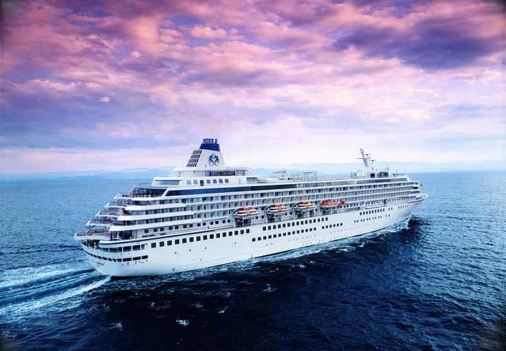 Crystal Cruise Line Wants to Change How You Vacation