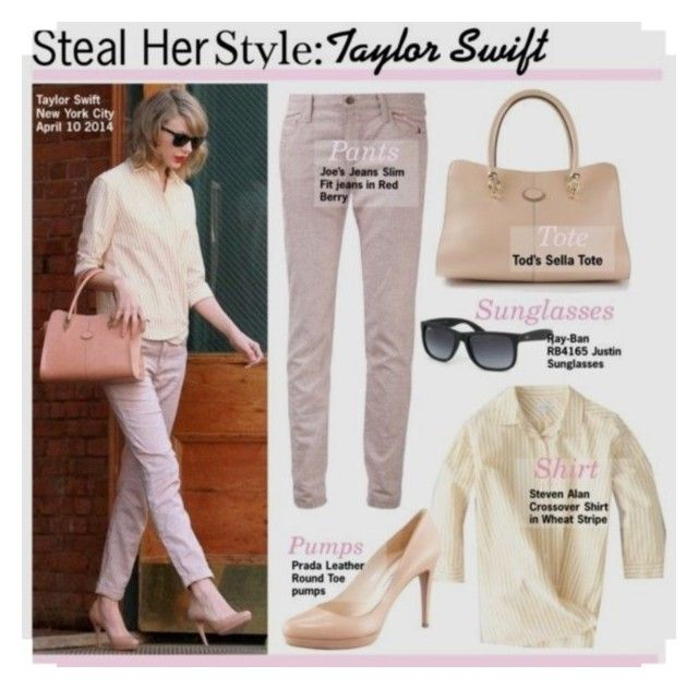 """""""Steal Her Style! Taylor Swift, the Pop Icon has wonderful style, you can try!"""" by swiftie4ever1989 ❤ liked on Polyvore"""