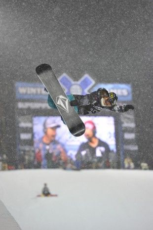 Elena Hight - X Games Aspen 2013 #volcom #snow #elenahight