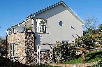 Unique coastal house in Portmellon