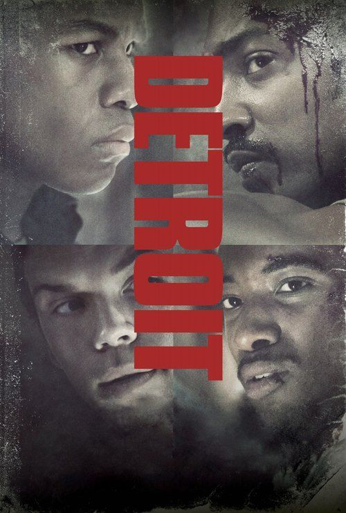 Detroit (2017) Full Movie Streaming HD