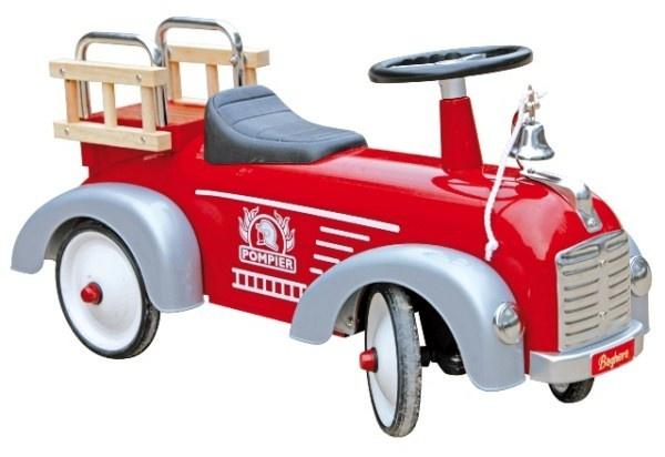 Porteur Pompier - Baghera