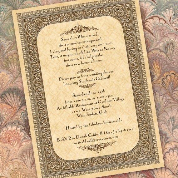 143 best wedding invitations images on Pinterest Stationery