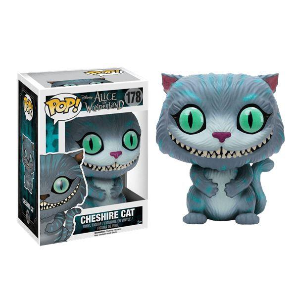 Disney - Alice in Wonderland - Cheshire Cat Pop! Vinyl Figure - ZiNG Pop Culture