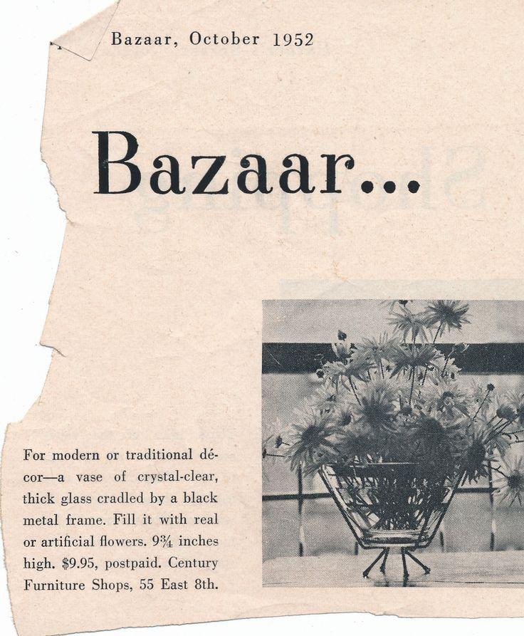 Bazaar ad