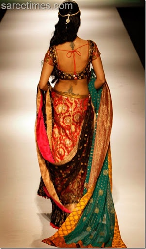 Gorgeous colors #lehenga #choli #indian #shaadi #bridal #fashion #style #desi #designer #blouse #wedding #gorgeous #beautiful