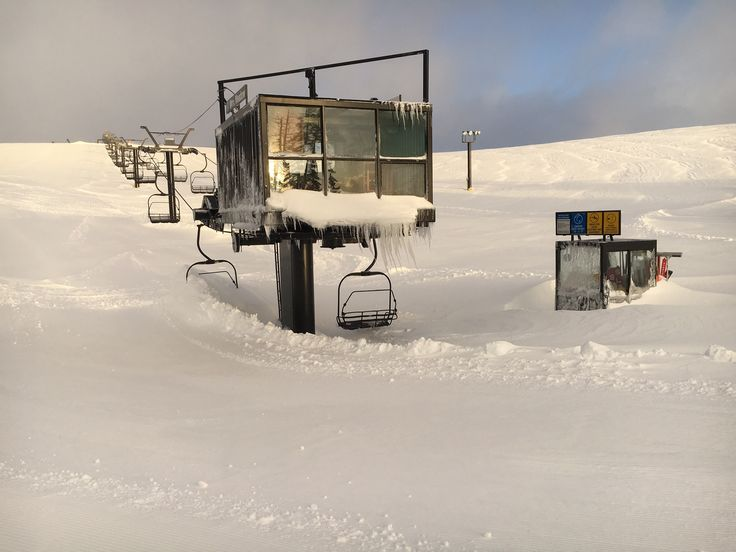 500 inches and counting: Snow has clobbered California ski resorts this winter