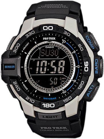 Mens #Casio #ProTrek Triple Sensor Ver. 3 #Watch // PRG-270-7 // #FreeShipping within #Australia