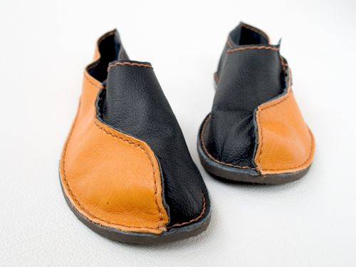 DIY handmade leather shoes with VIDEO and pattern from 36 to 42 EU sizes.