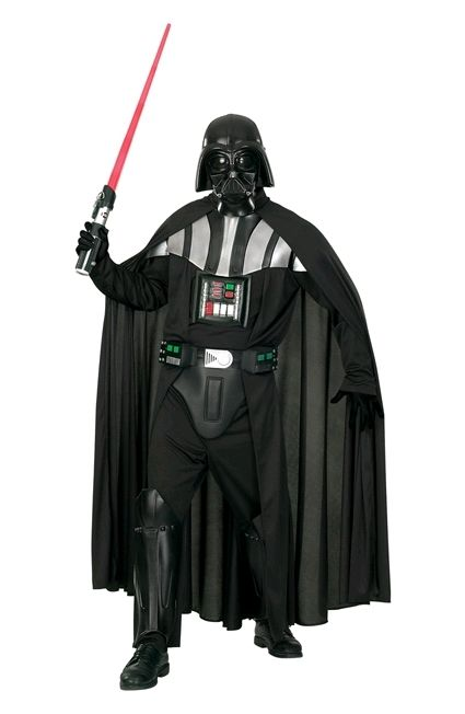 Costume Direct - Star Wars - Darth Vader Deluxe Adult Costume, $116.99 (http://www.costumedirect.com.au/star-wars-darth-vader-deluxe-adult-costume/)