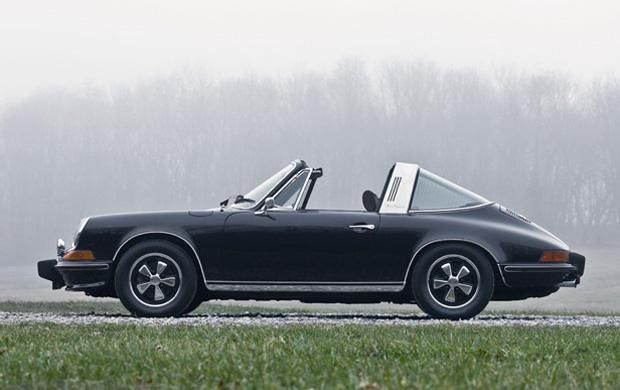 1973 Porsche 911 - E Targa, the year I fell in love with Targa
