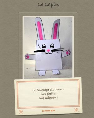 10 best images about joyeuses p ques on pinterest - Bricolage pour paques ...