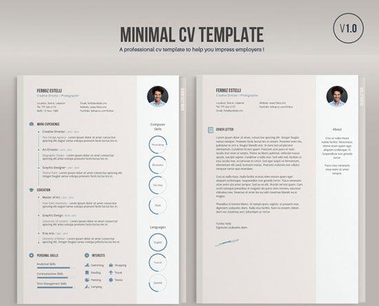 113 best Modèles de curriculum - CV templates images on Pinterest - portfolio word template