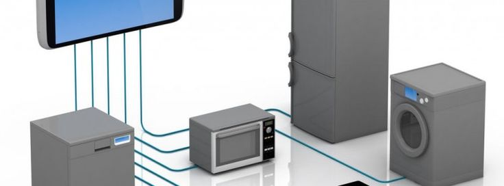 M2M Iot connected home