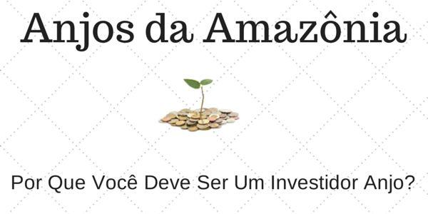 Por Que Você Deve Ser Um Investidor Anjo?