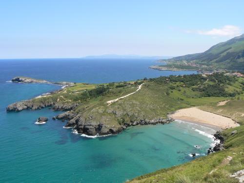 Playa del Arenal de Sonabia, Liendo #Cantabria #Spain #Travel #Coast