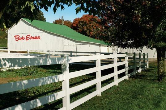 Bob Evans original farm, homestead, restaurant - Rio Grande, Ohio - Gallia County, Ohio