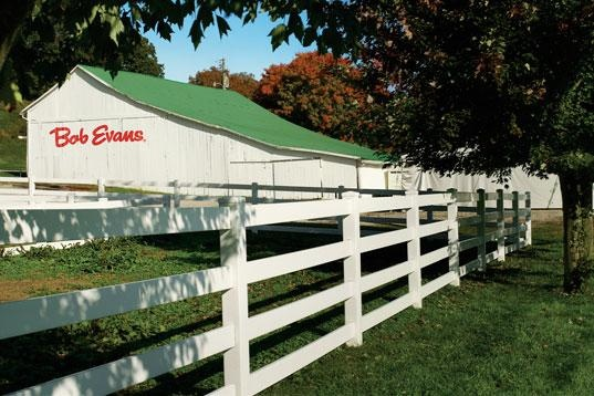 Bob Evans original farm, homestead, restaurant - Rio Grande, Ohio - Gallia County, Ohio