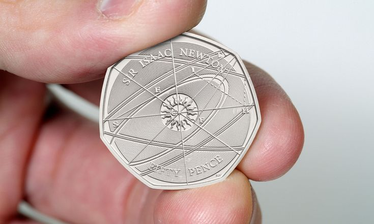 The latest 2018 Sir Isaac Newton 50p coin won't even be going into circulation. But it's still possible to get your hands on one – we explain how