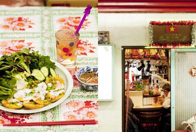 「ここはどこ!?」とカオスな東南アジアの下町を彷彿とさせる、浅草駅地下街にあるベトナム料理店。