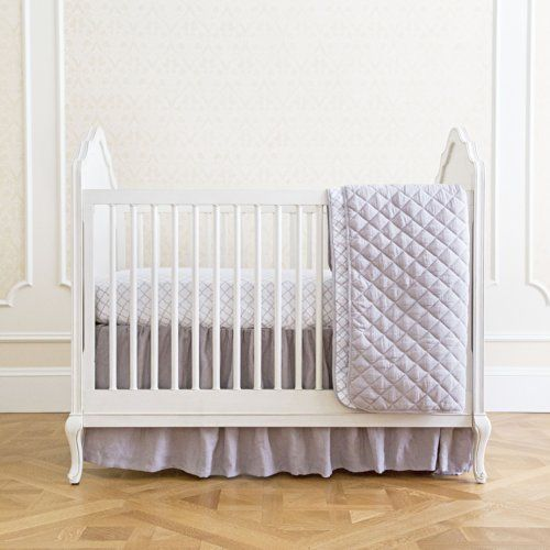 Summer Infant 4-Piece Classic Bedding Set with Adjustable Crib Skirt, Medallion Taupe Summer Infant http://www.amazon.com/dp/B00IQBQN9W/ref=cm_sw_r_pi_dp_fTRUtb18E3TFZ110