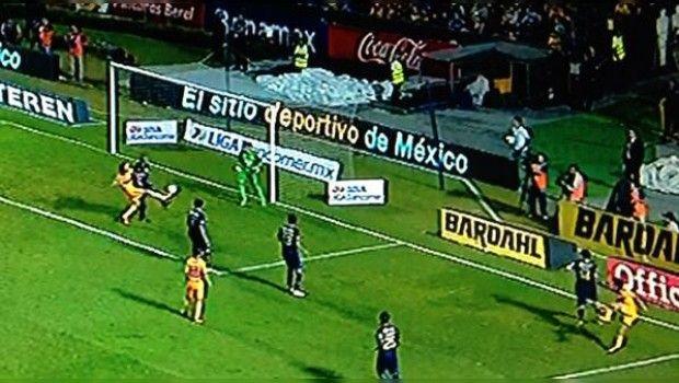 VIDEO: Tigres tumba al América 1 a 0