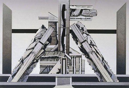 Jan Senbergs :: Art Gallery NSW