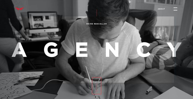 Red Collar - Site of the Day February 02 2016