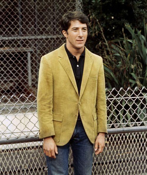 Dustin Hoffman in 'The Graduate' (1967)