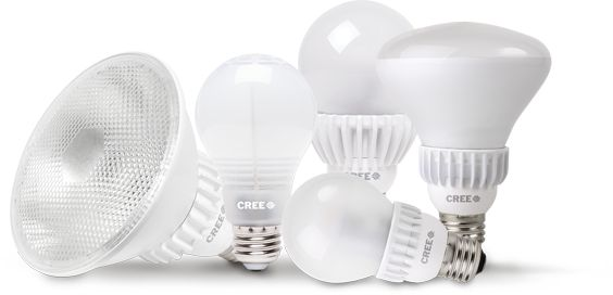 Cree LED Bulbs | Start Cutting Cree LED Light Bulbs-Cut Your Energy Costs by up to 85% Today-Rec by Thistlewood Farm Blog-Purchase at Home Depot