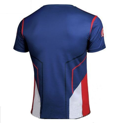3D Captain America Digital Printing Sport T-shirt Only $19.99 => Save up to 60% and Free Shipping => Order Now! #Long Sleeve T-Shirts #Short T-Shirts #T-Shirts fashion #T-Shirts cutting #T-Shirts packaging #T-Shirts dress #T-Shirts outfit #T-Shirts quilt #T-Shirts ideas #T-Shirts bag