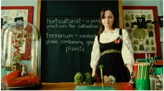 from the movie fantasy Penelope starring Christina Ricci