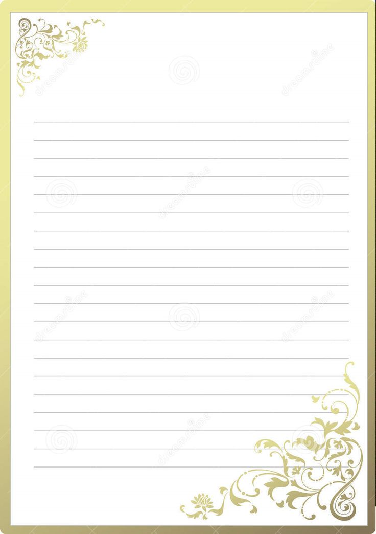 2579 best Lined stationery images on Pinterest Stationary - lined letter writing paper