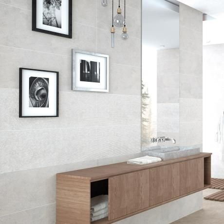 Lombard Moon Decor White Ceramic Bathroom Tiles Tileflair - The Lombard tile collection is a celebration of texture and style. The plain tiles hold a strong matt finish, reminiscent of concrete – the slightly uneven surface adds a dimension to the overall tile design encouraging the eye to linger on the tiles rather than just scan the room. https://www.tileflair.co.uk/product/lombard-moon-decor #Tiles #NewTiles #StylishTiles #WallTiles #FloorTiles #KitchenTiles #BathroomTiles…