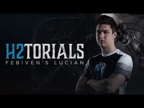 H2Torials Episode 20: Febiven's Lucian Guide https://www.youtube.com/watch?v=EnzkclcyD48 #games #LeagueOfLegends #esports #lol #riot #Worlds #gaming
