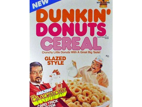 Cereals that should have never disappeared