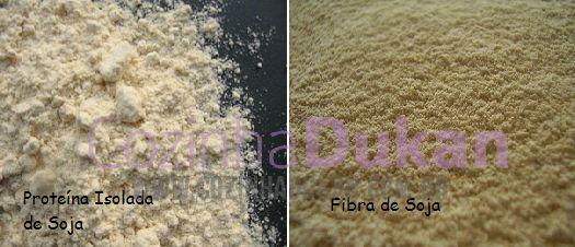Proteína isolada de soja X Fibra de soja - Cozinha Saúde - Sua Cozinha mais Saudável
