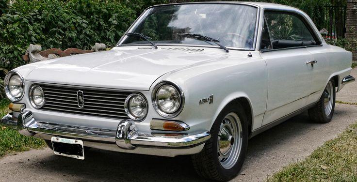 #Torino 380 Coupé. http://www.arcar.org/torino-380-coupe-72700