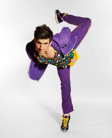Matt Cady of Fanny Pak... Most talented young choreographer on the planet... LOVE HIM!