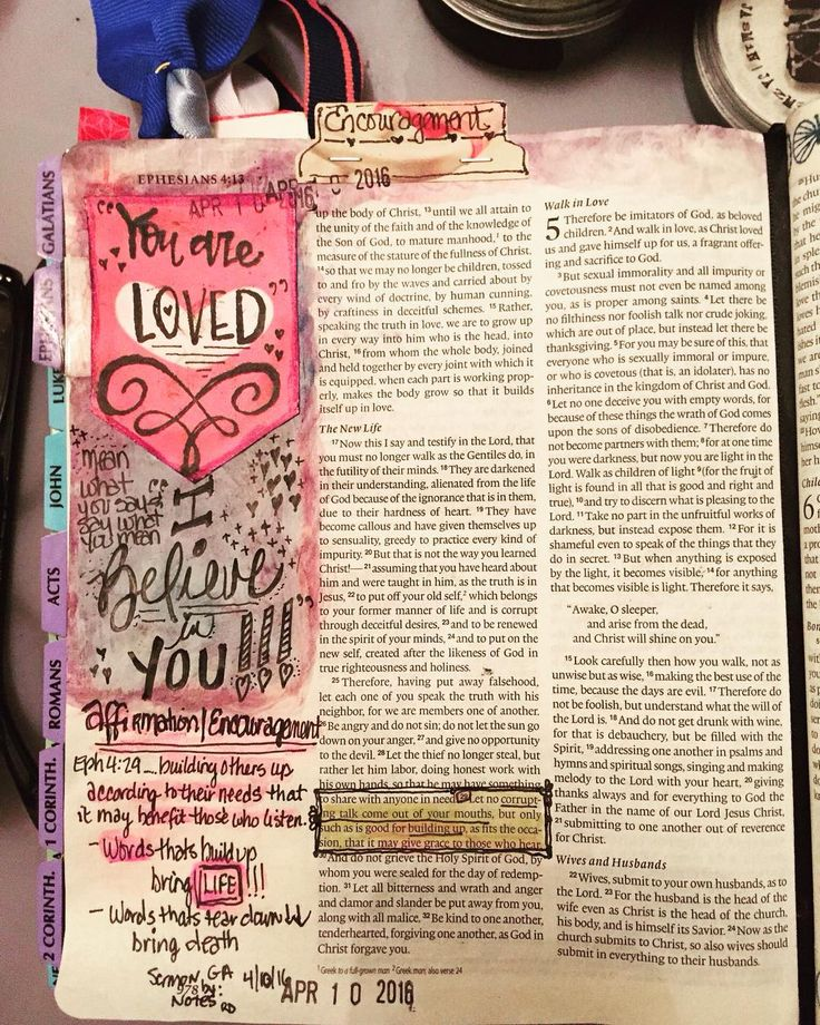 A little #illustratedfaith #biblejournaling of #sermonnotes #biblescriptures #bibleverse #journalingbible #ephesians #biblescriptureoftheday #scriptureoftheday #scripture by scrapandlatte