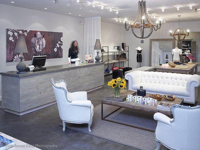 Rhinoceros Boutique - Habachy Designs - Interior Design