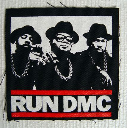 Run DMC was BIG back in 80s...