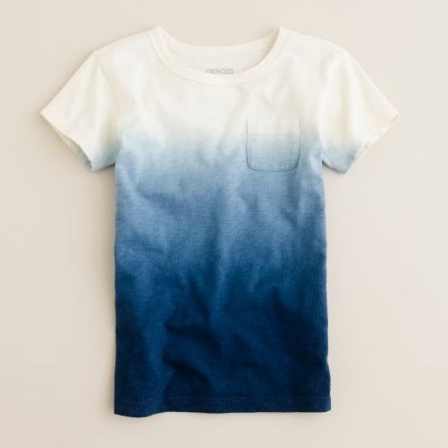 Ombre tee. I wanna do this!