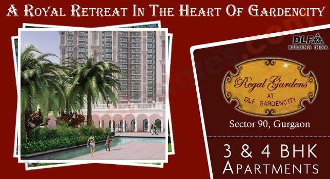 Resale DLF Regal Gardens Gardencity Gurgaon #ResaleDLFRegalGardens #ResaleDLFApartments