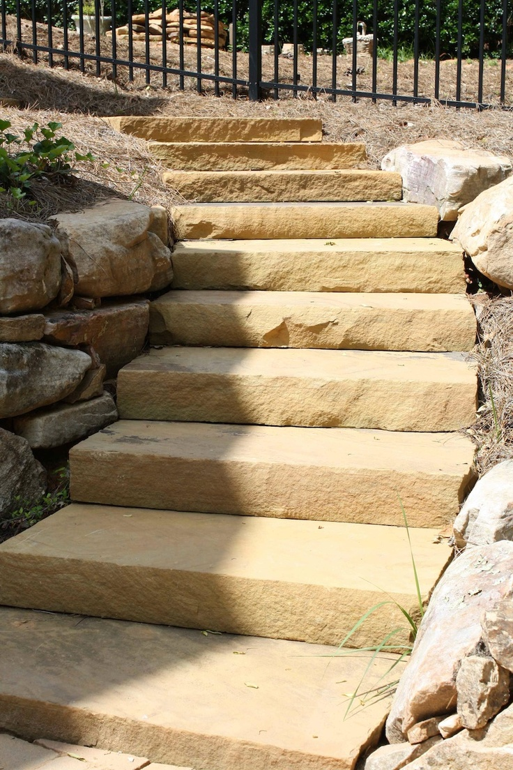 49 best Stairs images on Pinterest   Landscaping, Stairs and Stairways