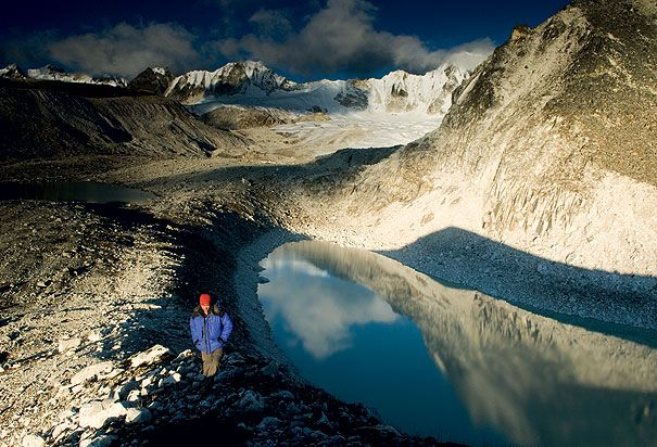 Snow man trek in Bhutan - rated as one of the top ten extreme treks - takes 20 to 30 days. It has been on our list of to do treks since Jhomalhari in 2009.