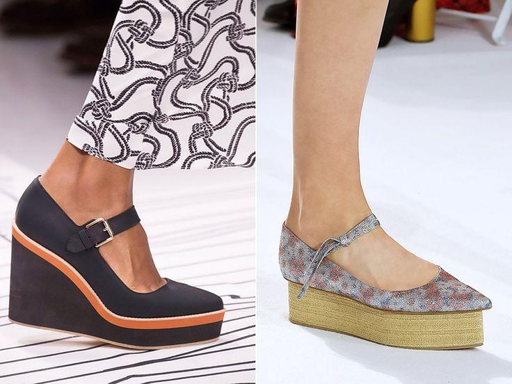 Модные туфли в 2017-2018 году женские