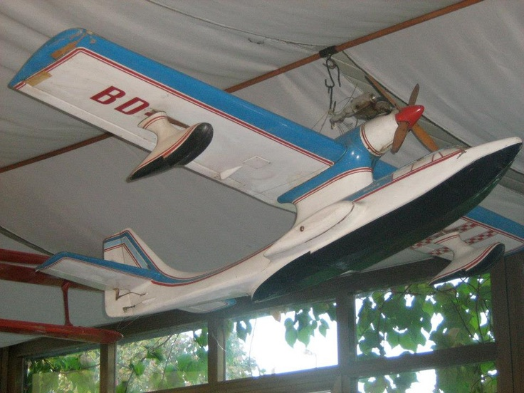 Aerei costruiti dal Signor Bruno Ducci